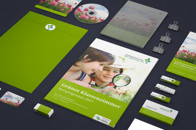 Corporate Design der Landesgartenschau 2017